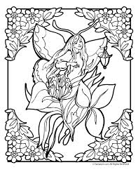 214 fairies coloring pages images coloring