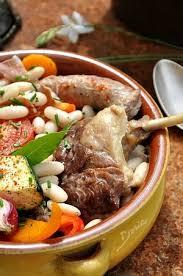 la cuisine de doria summer cassoulet with vegetables cassoulet d été aux légumes la