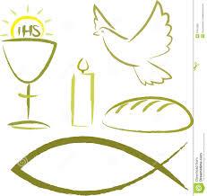 religious easter symbols clip art 36