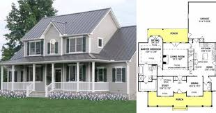 farmhouse floor plans plan your new country with these 6 amazing farmhouse floor plans