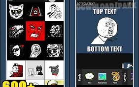 Meme Creator App - comic and meme creator android app free download in apk