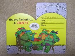 choose ninja turtle birthday party u2014 criolla brithday u0026 wedding