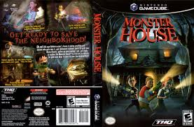 monster house com monster house cover download nintendo gamecube covers the iso zone