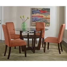orange dining room chairs tjihome