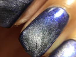 magnetic nail polish gem stone effect