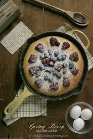 skillet cake receta culinario dulces y mundo