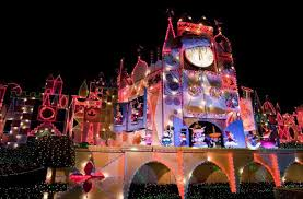 all is bright for 20th presentation of it s a small world