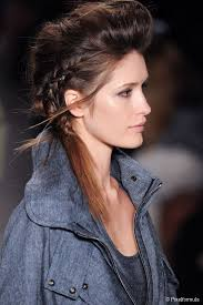 braided pompadour hairstyle pictures night out hairstyle tutorial braided pompadour