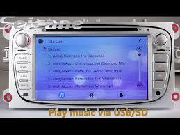 2010 ford transit connect aftermarket radio dvd gps navigation