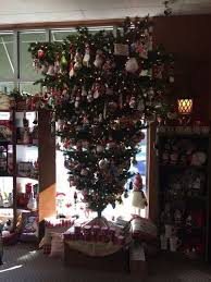 Battaglia Christmas Tree Farm - can you turn a regular artificial tree into a upside down one