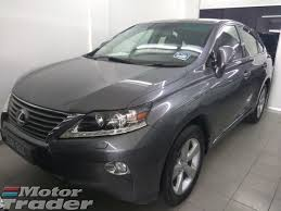 lexus suv malaysia view 24 used lexus rx for sales in malaysia motor trader