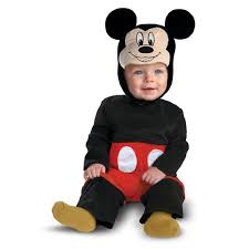 amazon com disguise my first disney mickey costume black red