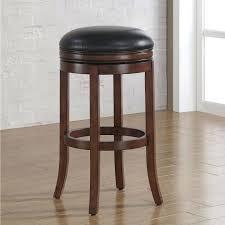 Oak Bar Stool With Back Counter Height Swivel Bar Stooldelightful Kitchen Swivel Stools