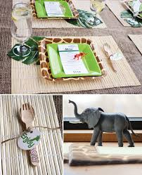 baby shower supplies online it s a time with a boys safari baby shower b lovely events