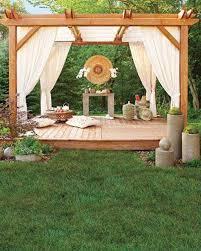 Patio Backyard Ideas by Best 25 Backyard Pergola Ideas On Pinterest Outdoor Pergola