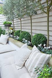 Backyard Ideas Garden Planters Ideas Home Outdoor Decoration