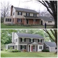 how to paint the exterior of a brick house bricks house and