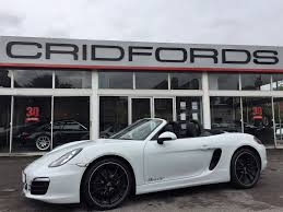 Porsche Boxster Navy Blue - used porsche cars for sale in surrey and london cridfords
