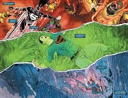 Dc Comics Map Update Dc Comics Rebirth Spoilers Super League U0027s Superman 51