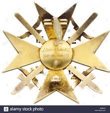 decorations germany german empire spanienkreuz