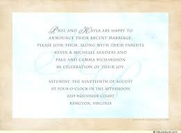 wedding announcements wording unique verbiage for wedding invitations and wording wedding