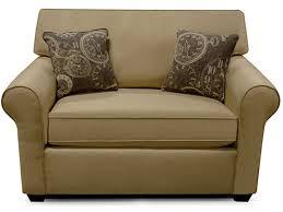 sofa with twin sleeper england living room seabury twin sleeper 140 07 england
