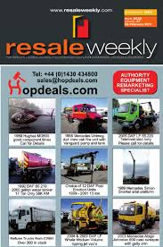 resaleweekly 2322 bauma china 2010 by resale weekly issuu