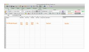 Scheduling Spreadsheet How To Schedule And Loop Social Media Posts For Free