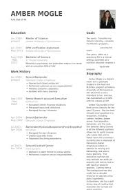 Bartender Resume Templates Server Bartender Resume Samples Visualcv Resume Samples Database