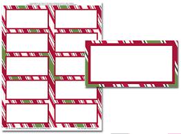 christmas address labels u0027 templates u2013 happy holidays
