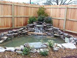 Backyard Waterfalls Ideas Garden Pond Waterfalls Ideas Garden Ponds With Waterfalls Pictures