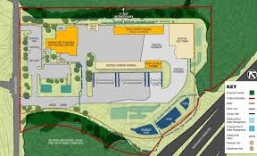 Westfield Montgomery Mall Map Go Montgomery Renovated Colesville Highway Maintenance Depot