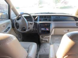Interior Of Honda Odyssey 1997 Honda Odyssey Information And Photos Zombiedrive