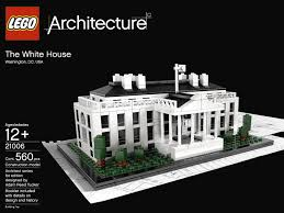 Architecture Gifts by Amazon Com Lego Architecture White House 21006 Toys U0026 Games