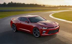 history of the chevrolet camaro chevrolet camaro a celebration sixth coverage history and