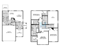Dr Horton Cambridge Floor Plan Deerbrook Model In The Cambridge Lakes Subdivision In Pingree