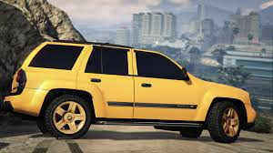 chevrolet trailblazer 2008 chevrolet trailblazer gta5 mods com