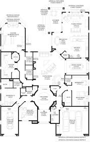 Double Master Bedroom Floor Plans by Top 25 Best Single Story Homes Ideas On Pinterest Small House