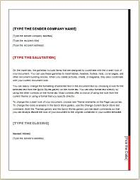 download business letter template at http www templatesword com