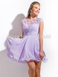 light purple short dress cheap light purple homecoming dresses vestidos with cap sleeve