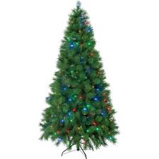 7ft pre lit chameleon christmas tree for 100 00 was 129 99 at