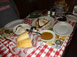 home style thanksgiving dinner picture of buca di beppo las