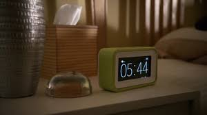Futuristic Clock by I Need To Find This Alarm Clock From Agents Of S H I E L D S2 E3