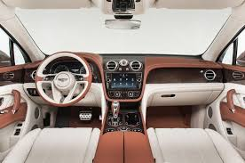 bentley interior 2017 2017 bentley bentayga luxury interior 7288 cars performance