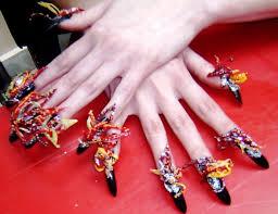 unique nail designs youtube