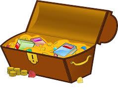 clipart treasure chest