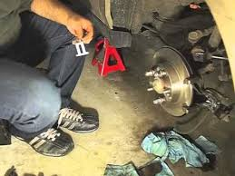 2007 honda accord rotors brake replacement rear caliper rotor and pads on honda accord