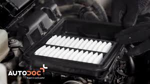 toyota motoren hvordan skifte luftfilter i motoren på toyota prius 2 youtube