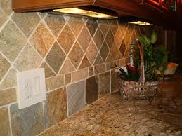 Color Forte Colorful Slate Tile by Slate Kitchen Backsplash Design U2013 Quicua Com