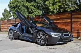 Bmw I8 Doors - bmw i8 parked in alley beverly hills ca album on imgur